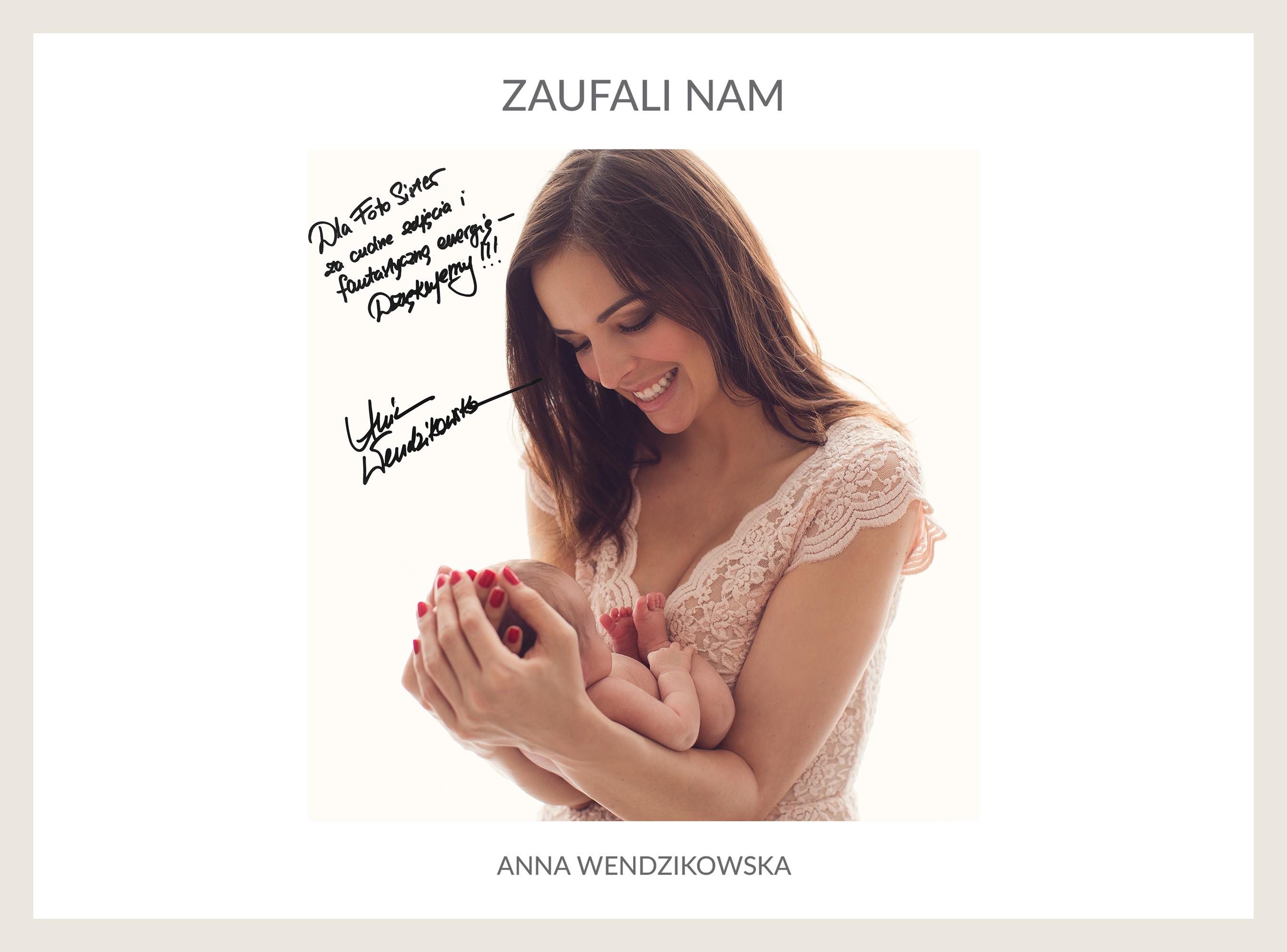 anna wendzikowska sesja fotograficzna