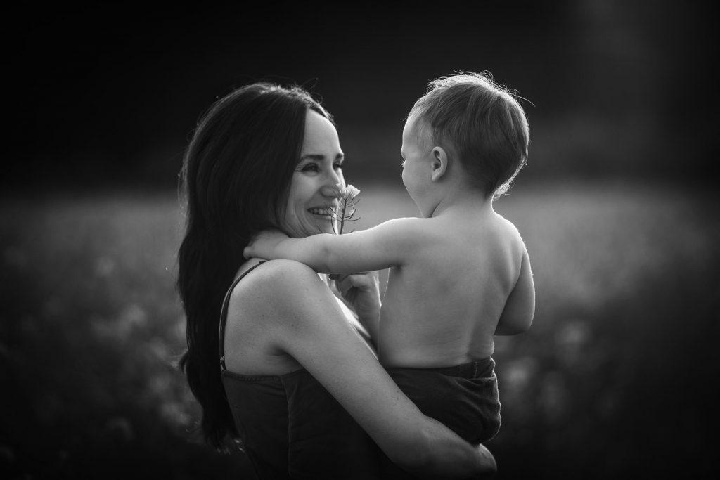 Doula Małgorzata i marcinek sesja fotograficzna rodzinna