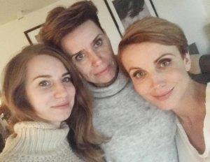 Pamiątkowe selfie z Kasią Zielińską