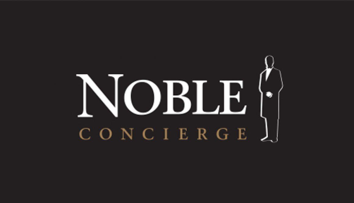 Logo Noble Concierge współpraca